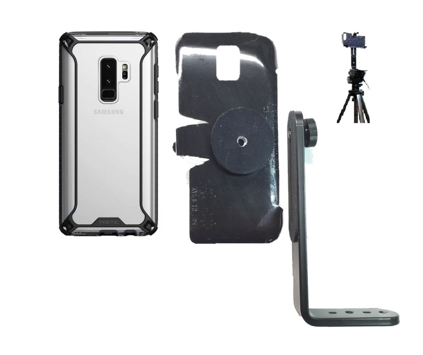 SlipGrip Tripod Mount Designed For Samsung Galaxy S9 Plus Poetic Affinity Case