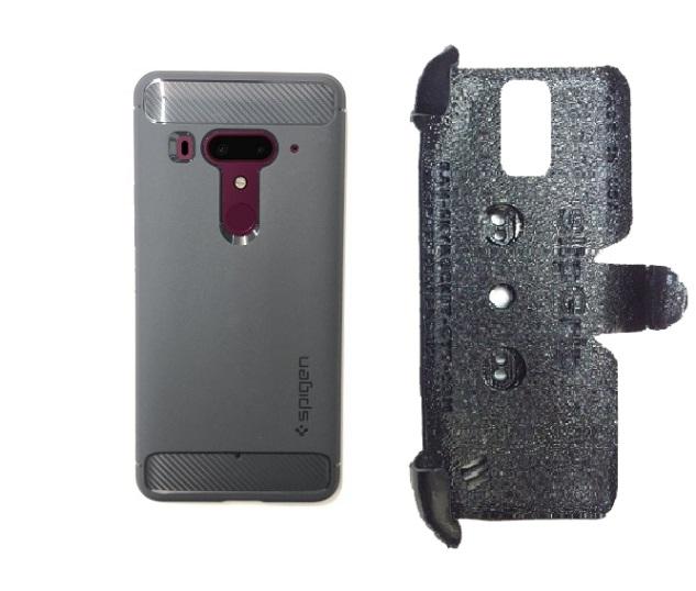 huge selection of 975cc 93b4e SlipGrip PRO Mounts Holder For HTC U12 Plus Using Spigen Rugged Armor Case