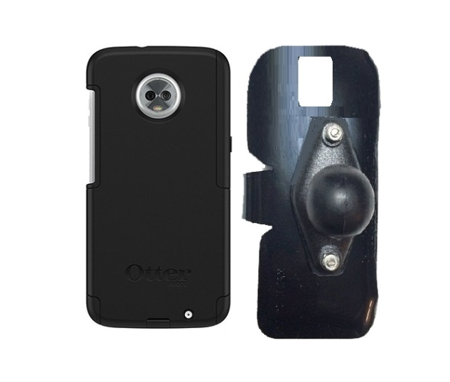 SlipGrip RAM Holder Designed For Motorola Moto Z3 & Z3 Play Otterbox Commuter Case