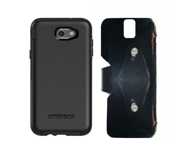 wholesale dealer 1e9cf a3afb SlipGrip RAM-HOL Holder For Samsung Galaxy J7 Using Otterbox Symmetry Case