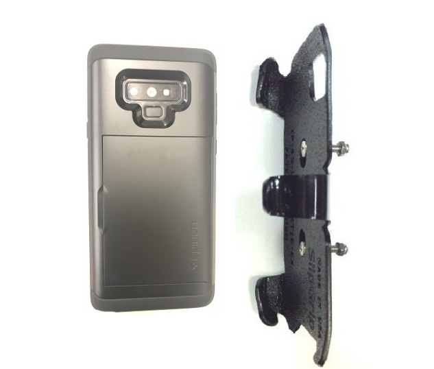 SlipGrip RAM-HOL Holder Designed For Samsung Galaxy Note 9 Spigen Slim Armor CS Case