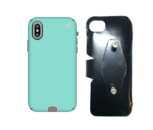 SlipGrip RAM-HOL Holder Designed For Apple iPhone X/XS Speck Presidio Sport Case
