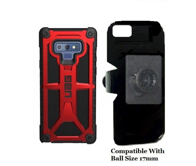 SlipGrip 17MM Holder Designed For Samsung Galaxy Note 9 UAG Monarch Case