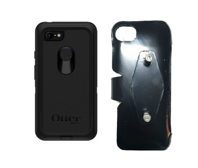 quality design 3ccaf 00433 SlipGrip RAM-HOL Holder For Google Pixel 3 XL Phone Using Otterbox Defender  Case