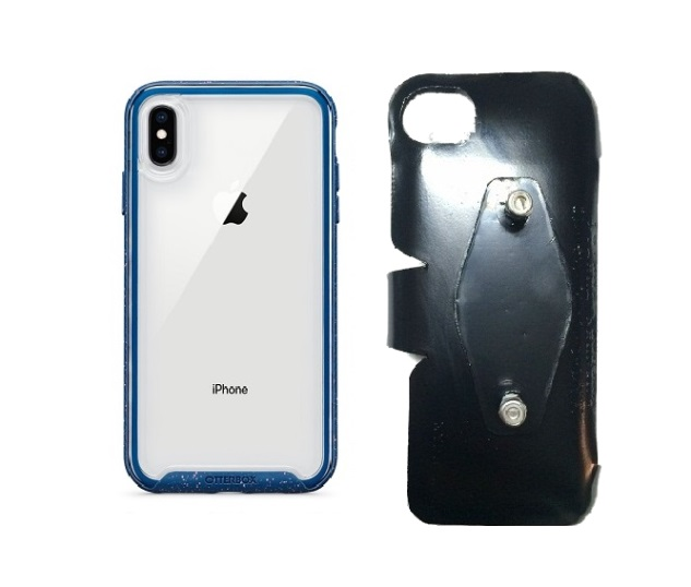 SlipGrip RAM-HOL Holder For Apple iPhone XS Max Using Otterbox Traction Case