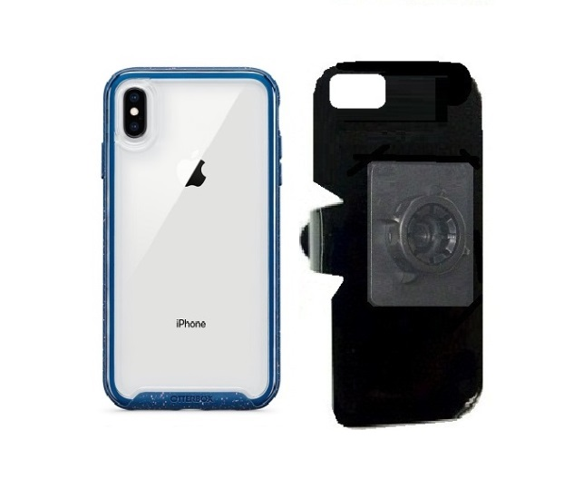 SlipGrip 17MM Holder For Apple iPhone XS Max Using Otterbox Traction Case