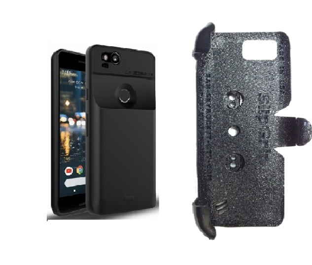 low priced 909bc f476c SlipGrip PRO Mounts Holder Designed For Google Pixel 2 Phone Casessary  Battery Case