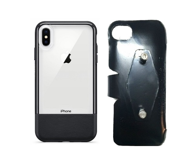 SlipGrip RAM-HOL Holder For Apple iPhone XS Max Using Otterbox Statement Case