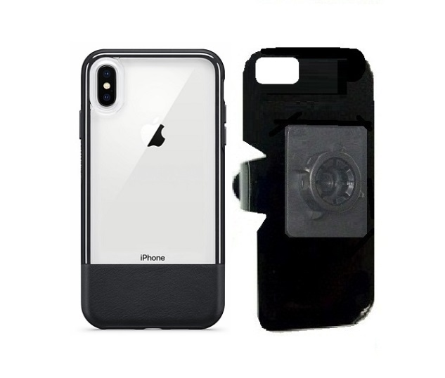 SlipGrip 17MM Holder For Apple iPhone XS Max Using Otterbox Statement Case