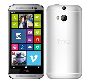 One M8 (Android & Windows)