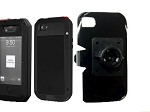 SlipGrip 17MM Holder For Apple iPhone 4 4S Using Lunatik Taktik Extreme Case