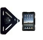 SlipGrip RAM Mount For Apple iPAD 2 & 3 Gen Using Griffin Survivor Case
