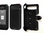 SlipGrip PRO Mounts Holder For Apple iPhone 4 4S Using Lunatik Taktik Extreme Case