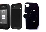 SlipGrip RAM-HOL Holder For Apple iPhone 4 4S Using Lunatik Taktik Extreme Case