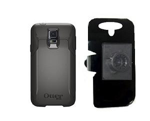timeless design 33ab3 edc07 SlipGrip 17MM Holder For Samsung Galaxy S5 i9600 & SM-G900v Using Otterbox  Commuter Wallet Case