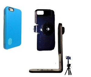 low priced 86529 d241a SlipGrip Tripod Mount For Apple iPhone 6 Using Modal - Dual-Layer Case