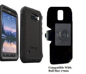 reputable site 27137 7336b SlipGrip 17MM Holder For Samsung Galaxy S6 Active G890 Using Otterbox  Defender Case