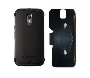 online retailer 0b61f 6885a SlipGrip RAM-HOL Holder For Motorola Moto X Pure 3rd Gen Using Otterbox  Defender Case