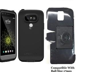 new product ba354 d7ba7 SlipGrip 17MM Holder For LG G5 Phone Using Lifeproof FRE Case
