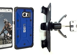 buy popular 1c8ad e92ab SlipGrip Vent Holder For Samsung Galaxy S7 Edge Using UAG Urban Armor Gear  Case