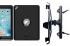 SlipGrip Headrest Mount For Apple iPad Pro 9.7 Tablet Using Otterbox Defender Case