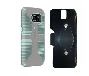 pretty nice 26a57 bfa91 SlipGrip RAM-HOL Holder For Samsung Galaxy S7 Edge Using Speck CandyShell  Grip Case
