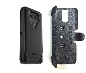 new style 6144c b4877 SlipGrip PRO Mounts Holder For LG V20 Phone Using OtterBox Defender Case