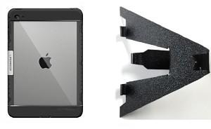 new product f0b2c b3533 SlipGrip Portable Stand For Apple iPad Mini 4 Tablet Using LifeProof Nuud  Case
