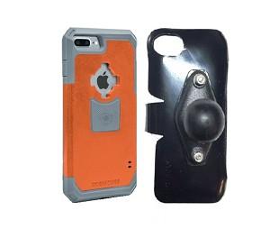 the latest 96ca9 e604f SlipGrip RAM Holder For Apple iPhone 8 Plus Using RokForm Rugged Case