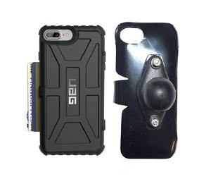 separation shoes 9a83a 40022 SlipGrip RAM Holder For Apple iPhone 7 Plus Using UAG Trooper Case