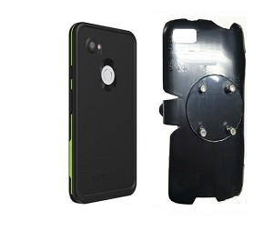 SlipGrip RAM-HOL Holder Designed For Google Pixel 3 XL Phone Lifeproof FRE Case
