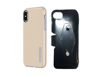 SlipGrip RAM-HOL Holder Designed For Apple iPhone X Incipio DualPro Case