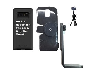 size 40 689b7 d5d89 SlipGrip Tripod Mount Designed For Samsung Galaxy Note 8 Mophie Juice Pack  Battery Case
