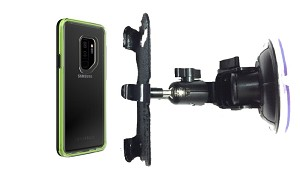 SlipGrip Car DT Holder Designed For Samsung Galaxy S9 Plus Lifeproof Slam Case