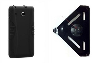 "SlipGrip RAM 1"" Ball Compatible Mount Designed For Samsung Galaxy Tab E 8.0 Tablet Verizon Rugged Case"