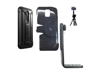 pretty nice 308dd 78933 SlipGrip Tripod Mount Designed For LG G7 Thin Q Supcase Beetle Pro Rug Case