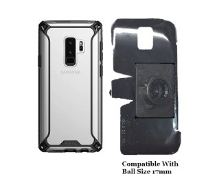 SlipGrip 17MM Holder Designed For Samsung Galaxy S9 Plus Poetic Affinity Case