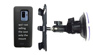 buy popular ac403 1f9a2 SlipGrip Car DT Holder Designed For Samsung Galaxy S9 Plus Mophie Juice  Pack Case