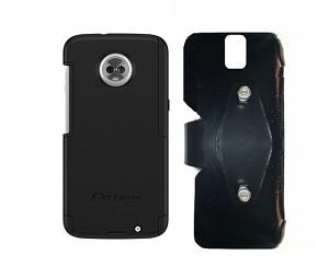 competitive price 1c223 4eebf SlipGrip RAM-HOL Holder Designed For Motorola Moto Z3 & Z3 Play Otterbox  Commuter Case