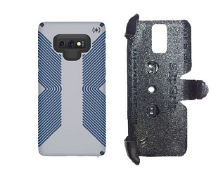 size 40 594ee d26f4 SlipGrip PRO Mounts Holder Designed For Samsung Galaxy Note 9 Speck  Presidio Grip Case
