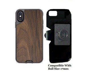 new arrival 0f053 15b14 SlipGrip 17MM Holder Designed For Apple iPhone X/XS Mous Limitless Case