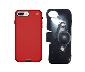SlipGrip RAM Holder Designed For Apple iPhone 8 Plus Speck Presidio Sport Case