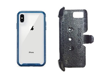 SlipGrip PRO Mounts Holder For Apple iPhone XS Max Using Otterbox Traction Case