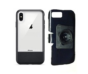 SlipGrip 22mm Ball Holder For Apple iPhone XS Max Using Otterbox Statement Case