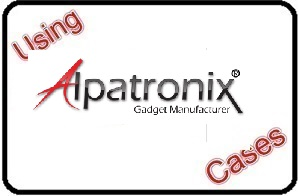 Using Alpatronix Cases