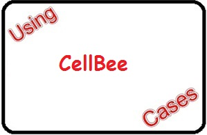 Using CellBee Cases