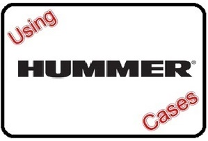 Using Hummer Cases