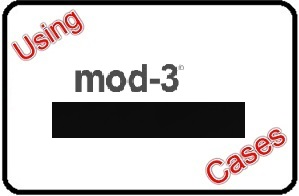 Using MOD-3 Cases