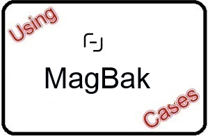Using MagBak Cases