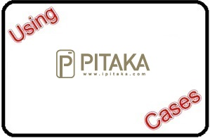 Using Pitaka Cases